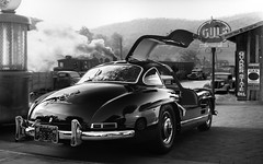 Vintage 300SL. (AESDUB) Tags: