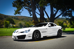 Mansory Renntech Luxury4Play Mercedes McLaren SLR 777 (AESDUB) Tags: