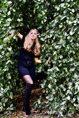 original... a21 (juergenberlin) Tags: woman sexy girl beauty fashion hair long blond mode nylon overknie