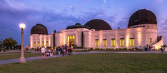 Griffith Observatory (Joshua Gunther) Tags: california ca city longexposure sunset urban night canon photography la losangeles twilight downtown cityscape joshua cityscapes observatory 5d griffith hdr gunther nightscapes mkii joshuagunther