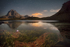 Midi D'Ossau XXXI (martin zalba) Tags: espaa night stars landscape star noche spain huesca paisaje estrellas midi dossau