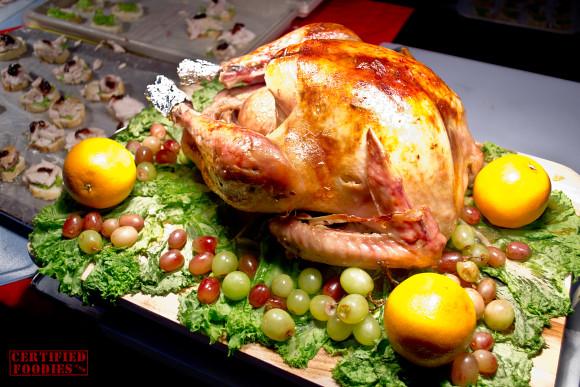 Roast Turkey by Chef Anton