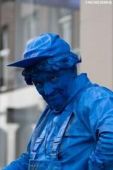 WS20120930_9967 (Walther Siksma) Tags: world blue people holland festival blauw arnhem statues humanstatues 2012 gelderland levendstandbeeld worldstatues levendestandbeelden worldstatuesfestival walthersiksma