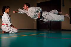 Karate Summer Camp 2012-030 (Flavio~) Tags: portrait kick martialarts karate