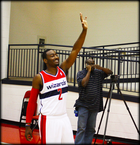 John Wall waives