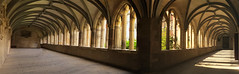 Xanten Dom Cloisters (canong2fan (on the road again!)) Tags: sunlight sunshine germany geotagged deutschland shadows dom stonework august arches nrw cloisters 2012 xanten canong1x