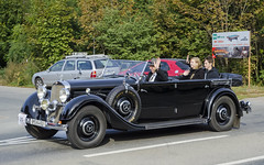 Mercedes-Benz 320 (1938) (The Adventurous Eye) Tags: classic car race mercedes benz climb do hill 1938 brno mercedesbenz rallye 320 cabriolet závod soběšice vrchu brnosoběšice