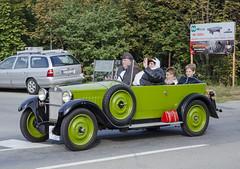 Zbrojovka Z-18 phaeton (1929) (The Adventurous Eye) Tags: classic car race climb do hill brno rallye 1929 phaeton zbrojovka z18 závod soběšice faeton vrchu brnosoběšice