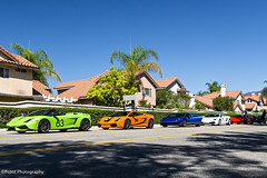 Neverending Skittles (Effspot) Tags: auto blue red orange 3 hot sexy green cars beach car canon photography drive hotel photo losangeles los hp automobile europe flickr european power angeles mark dr gorgeous fast spyder hills explore exotic newport hollywood vehicle rodeo 5d beverlyhills beverly hyper alpha rim rims limited lamborghini luxury rare exclusive supercar gallardo horsepower exotics valet carphotography luxurious rodeodrive lambo carspotting markiii carhunting hypercar performante instagram effspot effspots atutos