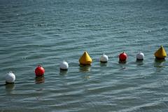 les boues (Steph Blin) Tags: sea mer 11 aude buoy mditerrane boues buoyant