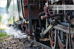 Steamy morning (Stefan Cioata) Tags: old beautiful lines speed train photography photo nikon focus iron europe image bokeh sale low great stock best steam line stefan explore romania getty locomotive top10 available d800 outstanding mures mecanical cioata flickrandroidapp:filter=none