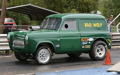 1956 Thames 300E (Bill Jacomet) Tags: show car thames river drag day texas little racing e 1956 300 drags 56 the dragway 300e of