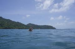 DSC09234 (andrewlorenzlong) Tags: thailand sam snorkeling kohchang kohrang kohrangyai korangyai
