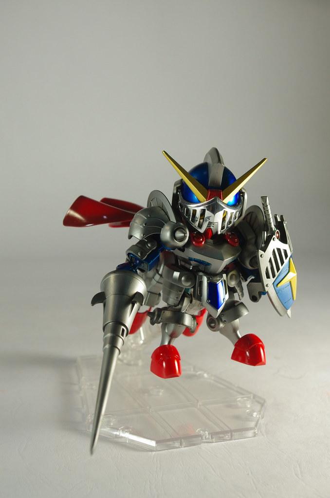 SD Knight Gundam  by K-5 & 18-55