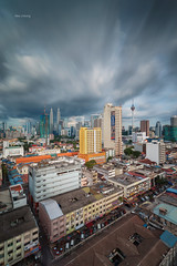 Kuala Lumpur Long exposure (Alex cheong) Tags: longexposure cloud nature landscape cityscape cloudy malaysia kualalumpur leefilter a7r sonymalaysia bigstopper sonya7r fe1635mm