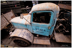 _MTA5690.jpg (Moyse911) Tags: auto usa truck army photo amazing factory fuji tank sam jeep image military picture camion american militaire fou insolite vieux armee oncle urbex amricain hangars xt1 ancetre onclesamurbexauto