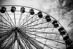It's OK To Say No (unflux) Tags: ok no say jobs steve apple ferris wheel knoebels pa mountains amusement park fun high top sky clouds sun