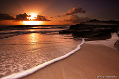 Beach Sunrise (renatonovi1) Tags: sunrise beach ocean sea sand water wave sydney australia nsw warriewoodbeach northernbeaches seascape landscape