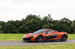 Cars on the Common (Alexbabington) Tags: cars car mclaren hybrid supercar p1 supercars hypercar volcanoorange