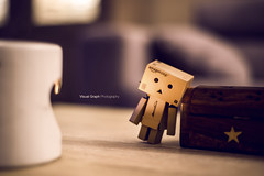 The aventures of Boxy (cline._.photographie) Tags: danbo danboard japanese toys amazon amazing figure 18 50mm nikon nikond600 photo photography photographie photographer cute passion light