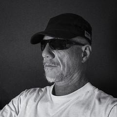 """Because I like my RayBans.  That's why."" (Oliver Leveritt) Tags: sunglasses rayban shades blackandwhite monochrome selfie selfportrait su800 su800wirelessspeedlightcommander cls nikoncls creativelightingsystem offcameraflash sb600 flash speedlight garyfonglightspherecloud strobist nikond610 afsnikkor2470mmf28ged oliverleverittphotography"