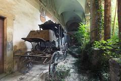 Graveyard Classics I/II (AlexM00dy) Tags: urbanexploration moody abandoned