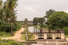 Krishnarajasagara dam & Kaveri River (Dubbel Xposure) Tags: brindavangardens flickr india kaveririver mysore dubbelxposuregmailcom smugmug ©pauldubbelman2016allrightsreserved