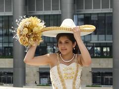 Chicago (Kika 2002) Tags: chicago usa casamento wedding mexico noiva bride bege sombrero