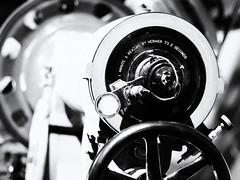 The 8in Refractor Telescope (Donkey Tramp) Tags: 1931 nikon nikko