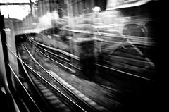 (steven:s) Tags: rail railway blur sydney nothing ricoh gr train tracks