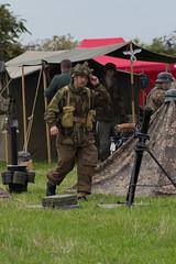 DSC_7538.jpg (john_spreadbury) Tags: ww2germansenglishgloucestersreenactment war reenactmentgloucesters paras army germans german troops bmw motorbikes guns machineguns nurse actors wartime reenactment soldiers british americans