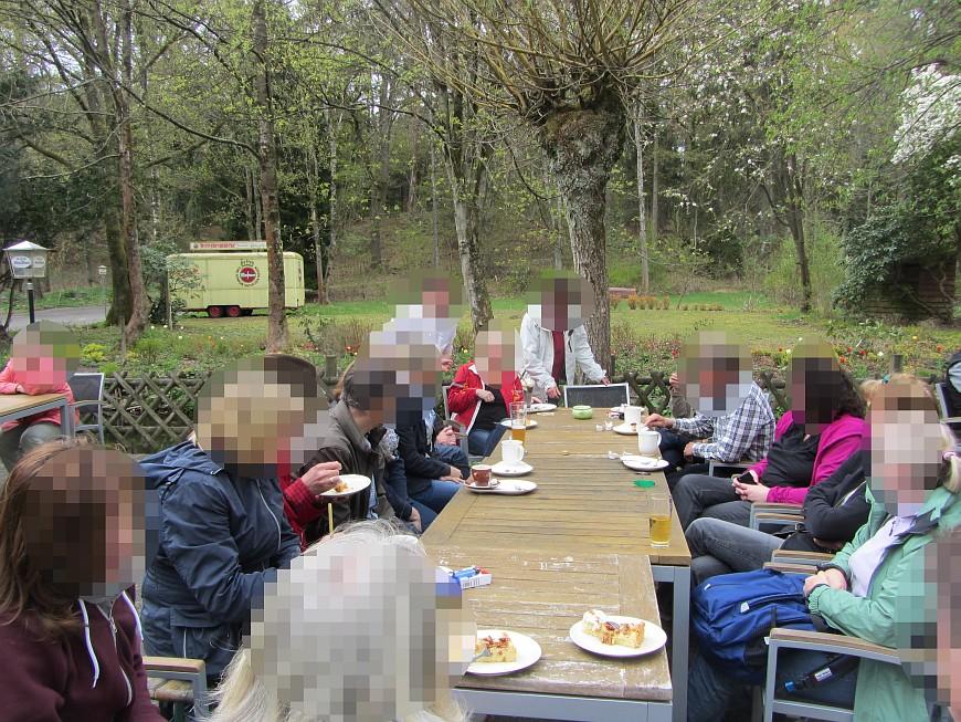 Furlbach - 1. Mai-Wanderung 2013 im Furlbachtal
