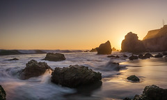 channel to infinity (andy_8357) Tags: el matador state beach malibu ca california wave waves coastline crags sony ilce6000 ilcenex 6000 alpha mirrorless sel1650 serene beautiful boulder boulders peaceful simple emount e pz 1650mm epz1650mm a6000 landscape seascape simplicity coastal