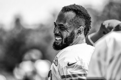 2016 Faces of Training Camp-70 (Mather-Photo) Tags: 2016 andrewmather andrewmatherphotography blackandwhite chiefs chiefskingdom chiefstrainingcamp closeup colorless faces football helmetoff kcchiefs kansascitychiefs matherphoto monochrome nfl sportsphotography summer team trainingcamp