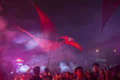Singapore Night Festival 2016 - Invasion by Close-Act (NL) (gintks) Tags: gintaygintks gintks singapore singaporetourismboard nationalmuseumofsingapore yoursingapore exploresingapore sgnightfest holland closeact