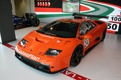 Lamborghini Diablo GTR (Clment Tainturier) Tags: motors valley italy lamborghini museo santagata bolognese diablo gtr