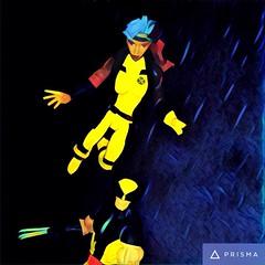 0617-252 Uncanny X-Men Prisma (misterperturbed) Tags: hasbro marvellegends prisma rogue wolverine xmen