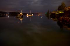 GRACE POINT (k.stewart.photography) Tags: beach water nature sea ocean boats dawn sunrise longexposure