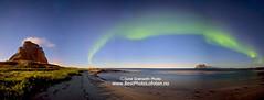 Tranquility (June Grnseth EFIAP PPSA) Tags: auroraborealis nordlandsnupen mosken lofotodden lofoten nordlandshagen beach beautiful bestphotolofoten bridgeofnorthernlight