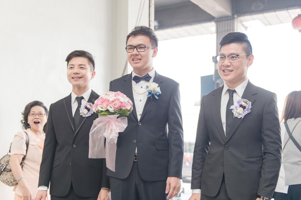 台南婚攝 情定婚宴城堡永康館 婚禮紀錄 C & V 036