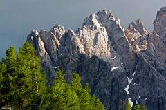 Rocca dei Baranci/Haunold (Robert J Heath) Tags: peak arete ridge rocky summit climbing sesto sexten altoadige pustertal trentino italy mountain alps landscape