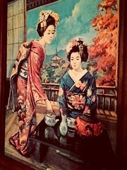Paint little pimp up colors (navarrodave80) Tags: japanese paint tea ritual