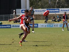 Ainslie Div 1 Grand Final, 2012