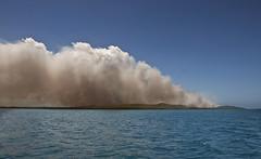 Horn Island fire