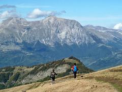 Escursionismo Laga - Costa Ceresola e Costa di Monterotondo