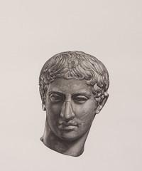 Augusto Bernardi - matita su carta (Augusto Bernardi) Tags: portrait art arte drawing kunst dessin crayon ritratto matita disegno italiana