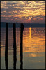 The Three Amigos, Tacoma (tacoma290) Tags: morning home water sunrise reflections golden three nikon waterfront silhouettes pacificnorthwest pugetsound tacoma pilings tones pnw ttown rustonway uniqueclouds thethreeamigostacoma