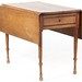 115. Antique Country Sheraton Table