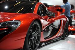 McLaren P1 (everton.amaral) Tags: paris de 2012 mondial lautomobile superesportivo canon5dmarkii mclarenp1 objetivasigma70200mmf28exdgoshsm