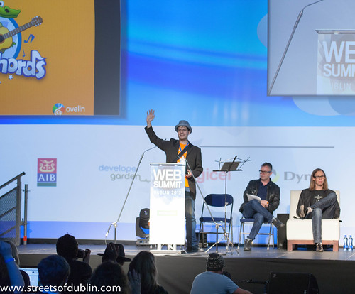 Spark Of Genius Start-up Competition: Dublin 2012 Web Summit